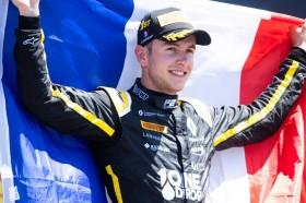Penghormatan Renault kepada Hubert yang Tewas di GP Belgia