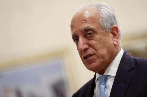 AS Klaim Sedikit Lagi Capai Perjanjian dengan Taliban