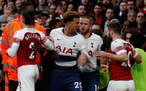 13 Fakta Menarik Jelang Arsenal vs Tottenham