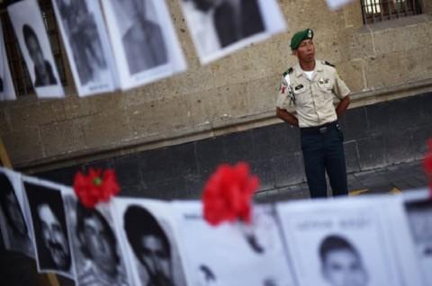 Meksiko Temukan 3.000 Kuburan Korban Perang Narkoba