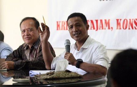 Pansel Dikritik karena Absen Undangan KPK