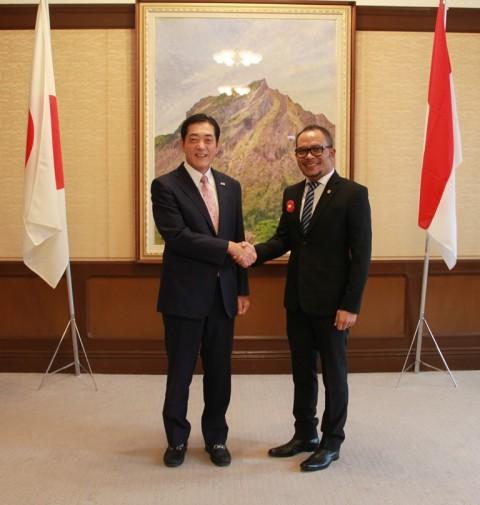 Menaker Berharap Kerja Sama dengan Jepang Dilanjutkan
