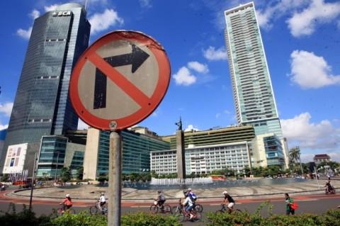 Awal Pekan, Jakarta Diramal Cerah Berawan