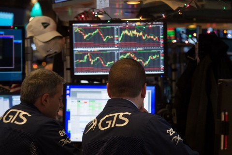 Wall Street Mampu Libas Isu Perang Dagang