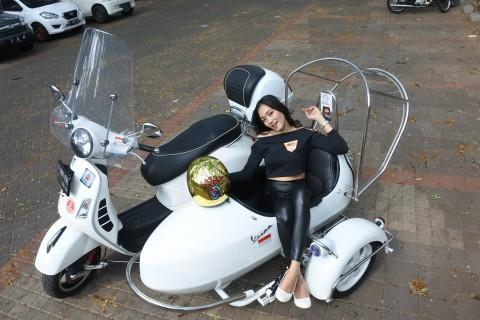 Sidecar Superfly, Sespan Lokal untuk Vespa