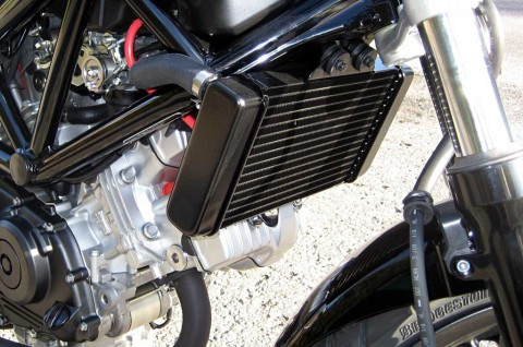 Ini Penyebab Radiator Sepeda Motor Panas