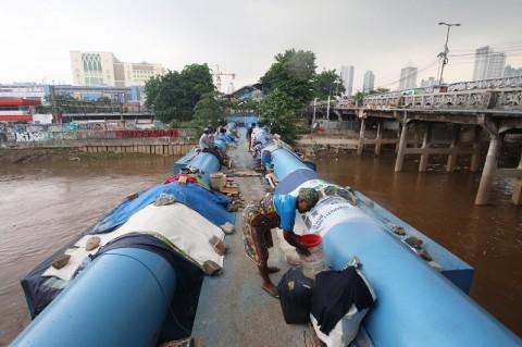 Seluruh Warga Jakarta Ditargetkan Nikmati Air Bersih pada 2030