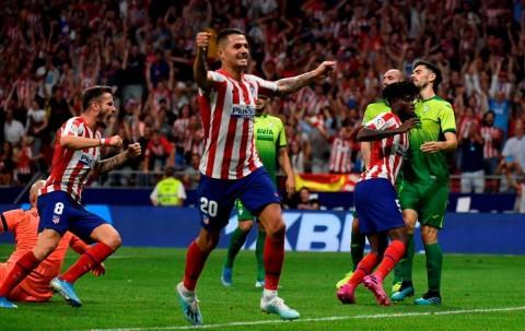 Hasil Liga Spanyol Pekan Ketiga: Atletico Belum Terkalahkan, Barcelona dan Madrid Gagal Menang