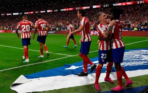 Klasemen Liga Spanyol Pekan Ketiga: Atletico Berjaya di Puncak