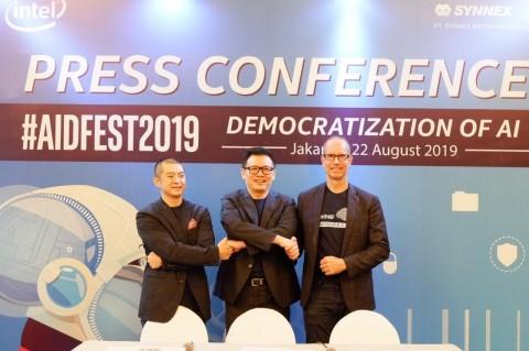 Intel dan Synnex Metrodata Berkolaborasi di Kompetisi OpenVINO