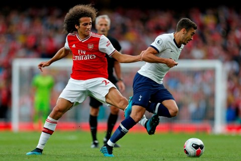 Performa Matteo Guendouzi di <i>North London Derby</i> Tuai Pujian