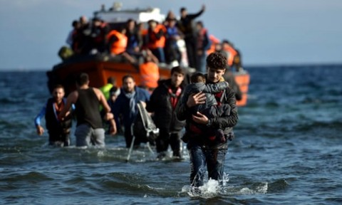 Yunani Siapkan Rencana Darurat Hadapi Kedatangan Imigran