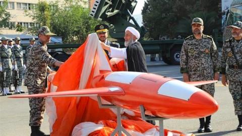 Iran Luncurkan Drone Penyerang Jenis Baru