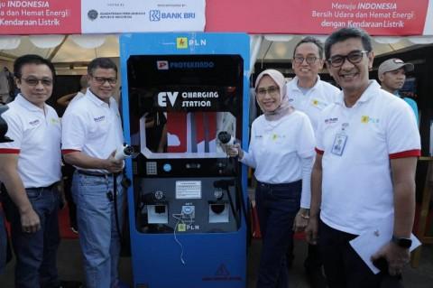 Dukung Era Kendaraan Listrik, PLN Buka Peluang Kerja Sama