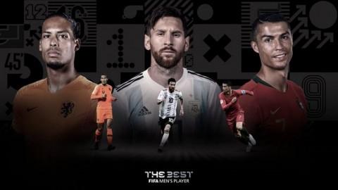FIFA Umumkan Daftar The Best FIFA 2019.