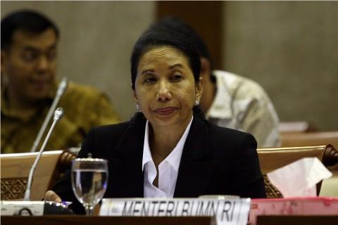Rini Disebut Sudah Kantongi Izin Jokowi Rombak Direksi BUMN
