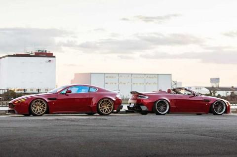 Aston Martin Roadster Dandan Japanese Style