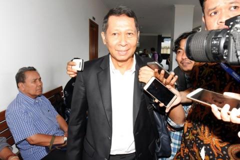 RJ Lino Tagih KPK Tuntaskan Kasus Korupsi QCC