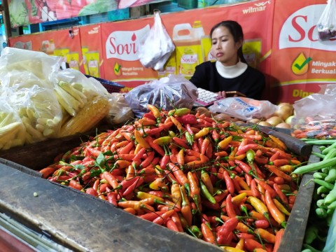Cabai Rawit Masih Jadi Biang Kerok Inflasi di Malang