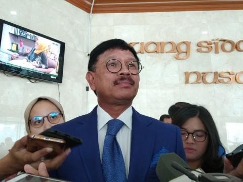 NasDem Dukung Sikap Jokowi Soal Kabinet