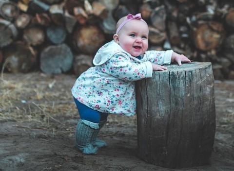 Satu Tahun Pertama Tonggak Perkembangan Bayi