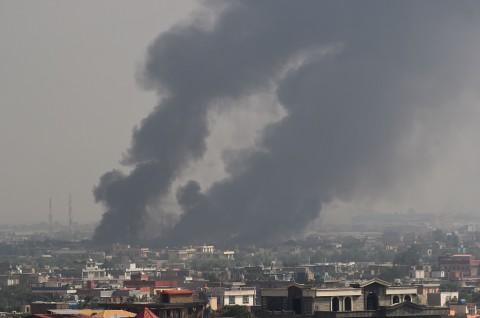 Korban Tewas Serangan Taliban di Kabul Jadi 16 Orang