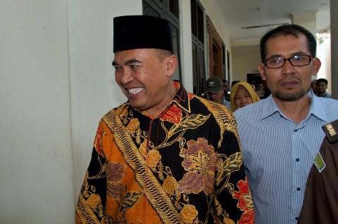Suap Hakim, Bupati Jepara Divonis 3 Tahun Penjara