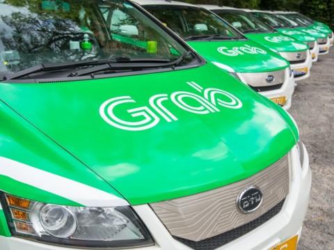 10 Ribu CCTV Terpasang di Taksi Grab Indonesia