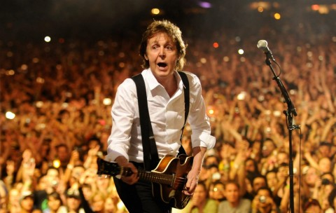 Cucu Paul McCartney Dirampok