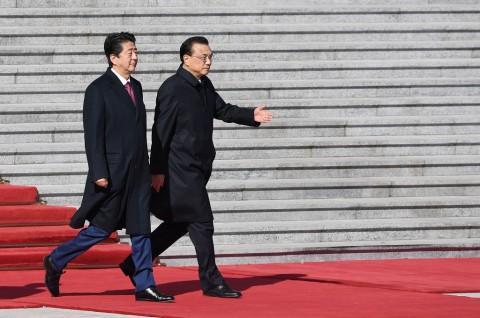 PM Jepang Akan Kunjungi Tiongkok di Akhir 2019
