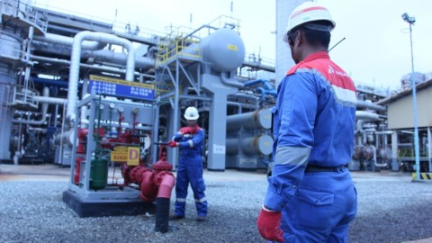 Pertamina Bor 123 Sumur Migas Sepanjang Semester I