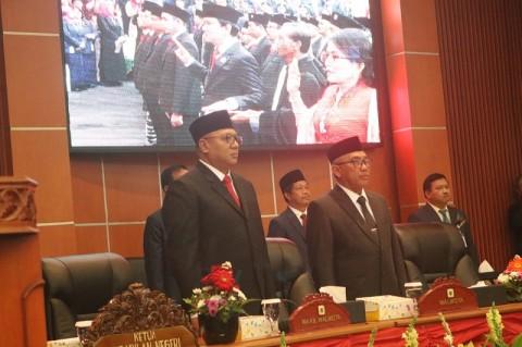 50 Anggota DPRD Depok Dilantik