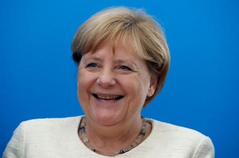 Pedemo Hong Kong Minta Bantuan Kanselir Jerman
