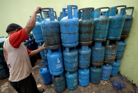 Stok LPG di Jayapura Aman