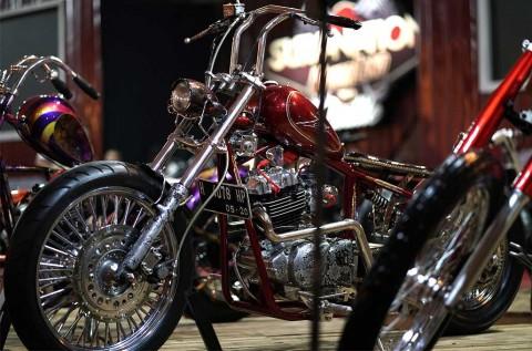 Custom Bike Contest Suryanation Kunjungi Makassar Pekan ini