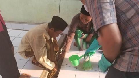 Kualitas Air dan Udara Pesantren di Tangerang Diuji