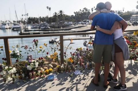 20 Jasad Korban Insiden Kapal California Dievakuasi