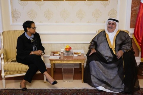 Indonesia, Bahrain to Forge Stronger Bilateral Relations