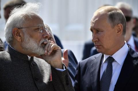 PM Modi Sebut Hubungan India dengan Rusia Istimewa