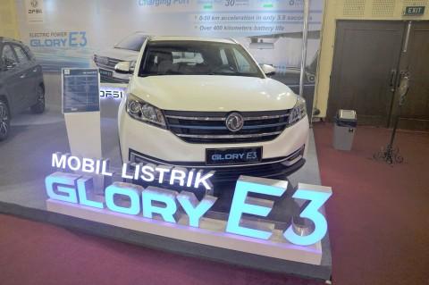 DFSK Ikuti Indonesia Electric Motor Show 2019