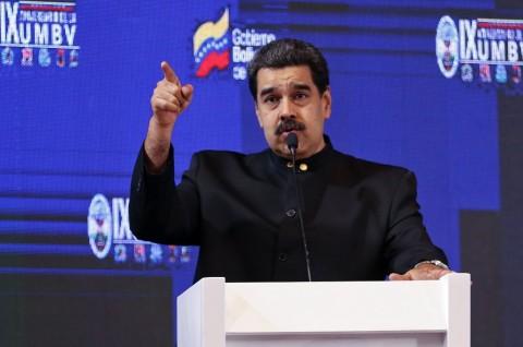 Antisipasi Kolombia, Maduro Perintahkan Latihan Militer