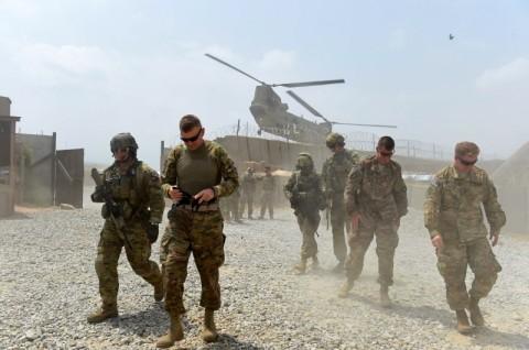 Penarikan Tentara AS Berisiko Perang Saudara Total Afghanistan