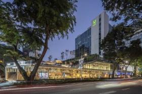 Design Orchard, Pusat Perbelanjaan Futuristik di Singapura