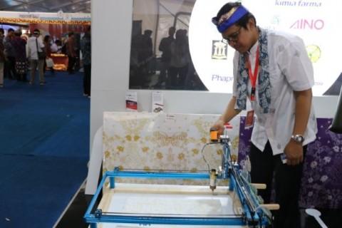 Bumito, Mesin Batik Tulis Otomatis dari UGM