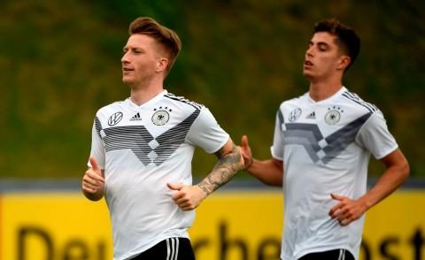 Reus akan Rayu Havertz ke Dortmund