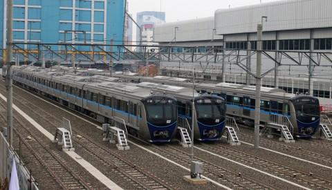 MRT Jakarta Diminta Memperluas Lintasan