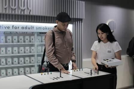 Perusahaan Vape Asing Mulai Bidik Pasar Perokok Lokal