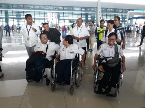 Angkasa Pura II Rekrut Pekerja Penyandang Disabilitas