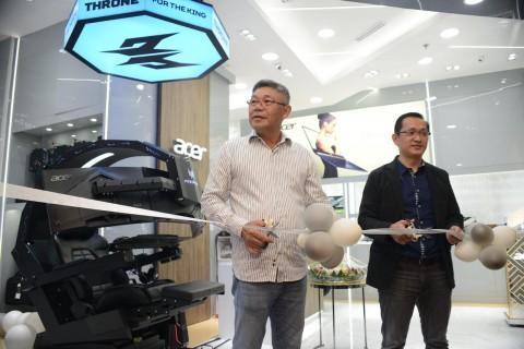 Buka Exclusive Store, Acer Pamer Kursi Gaming 'Sultan'