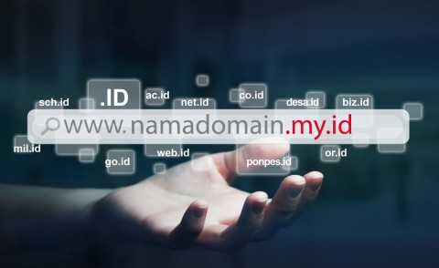 PANDI Pasarkan my.id di Harga Rp14 Ribu